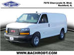 2018 Savana 2500, Cargo Van #88075 - photo 1