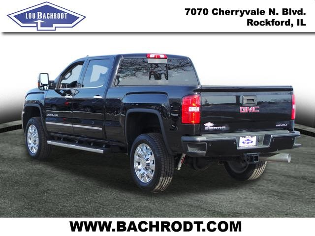 2018 Sierra 2500 Crew Cab 4x4,  Pickup #88081 - photo 2