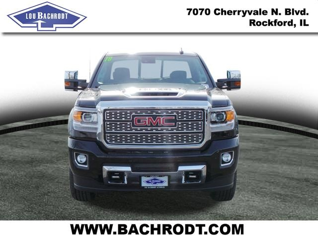 2018 Sierra 2500 Crew Cab 4x4,  Pickup #88081 - photo 6