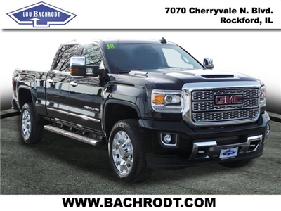 2018 Sierra 2500 Crew Cab 4x4, Pickup #88081 - photo 3