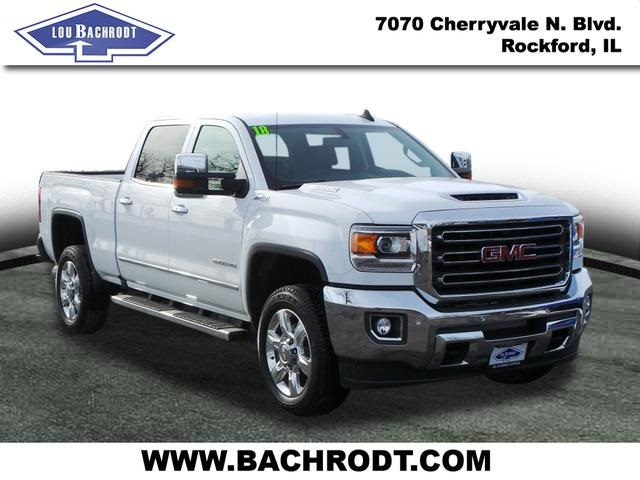 2018 Sierra 2500 Crew Cab 4x4,  Pickup #88089 - photo 3