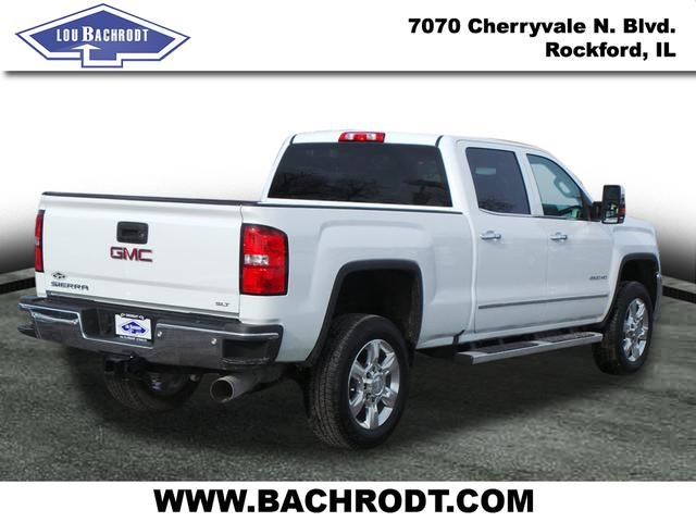 2018 Sierra 2500 Crew Cab 4x4,  Pickup #88089 - photo 4