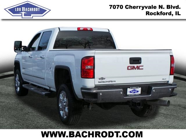 2018 Sierra 2500 Crew Cab 4x4,  Pickup #88089 - photo 2