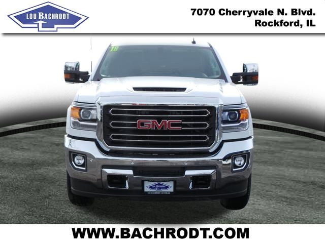 2018 Sierra 2500 Crew Cab 4x4,  Pickup #88089 - photo 6