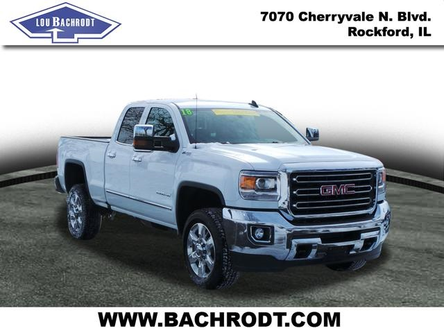 2018 Sierra 2500 Extended Cab 4x4, Pickup #88091 - photo 3