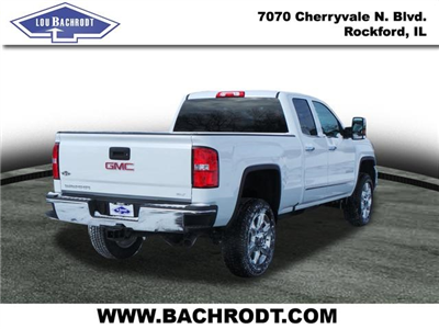 2018 Sierra 2500 Extended Cab 4x4, Pickup #88091 - photo 4