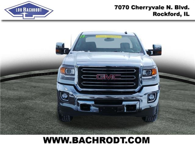 2018 Sierra 2500 Extended Cab 4x4, Pickup #88091 - photo 6