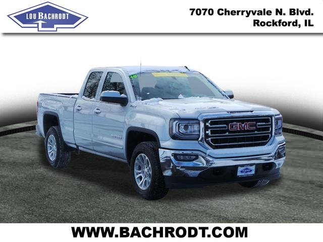 2018 Sierra 1500 Extended Cab 4x4,  Pickup #88094 - photo 3