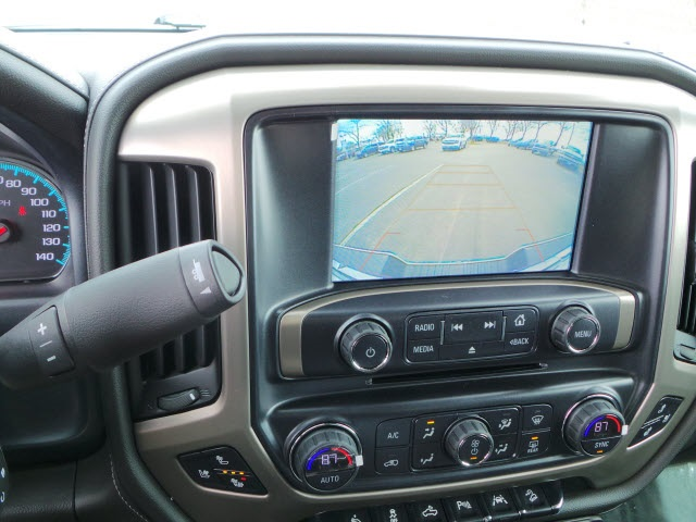 2018 Sierra 1500 Crew Cab 4x4, Pickup #88107 - photo 23