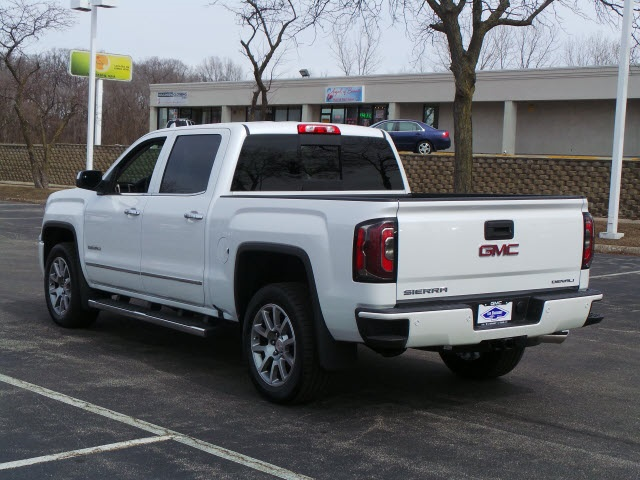 2018 Sierra 1500 Crew Cab 4x4, Pickup #88107 - photo 4