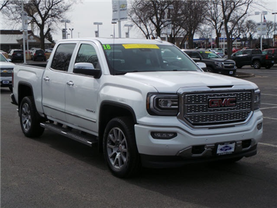 2018 Sierra 1500 Crew Cab 4x4, Pickup #88107 - photo 1