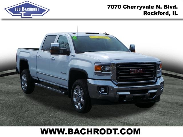2018 Sierra 2500 Crew Cab 4x4, Pickup #88122 - photo 3