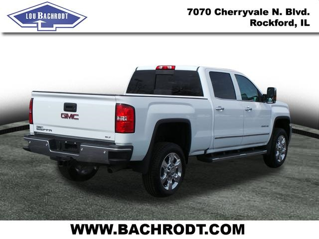 2018 Sierra 2500 Crew Cab 4x4, Pickup #88122 - photo 4
