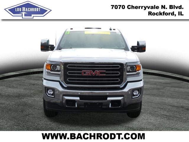 2018 Sierra 2500 Crew Cab 4x4, Pickup #88122 - photo 6