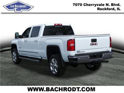 2018 Sierra 2500 Crew Cab 4x4, Pickup #88122 - photo 2