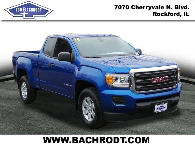 2018 Canyon Extended Cab 4x2,  Pickup #88128 - photo 3