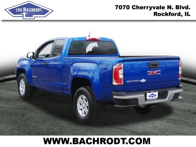 2018 Canyon Extended Cab 4x2,  Pickup #88128 - photo 2