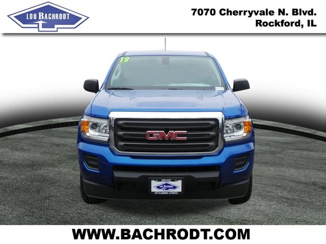 2018 Canyon Extended Cab 4x2,  Pickup #88128 - photo 6