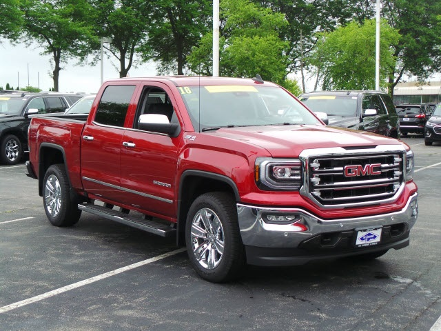 2018 Sierra 1500 Crew Cab 4x4,  Pickup #88144 - photo 4