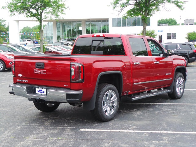 2018 Sierra 1500 Crew Cab 4x4,  Pickup #88144 - photo 2