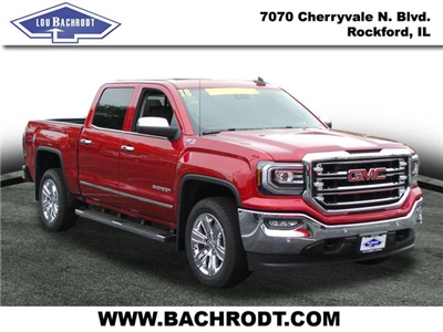 2018 Sierra 1500 Crew Cab 4x4,  Pickup #88144 - photo 1