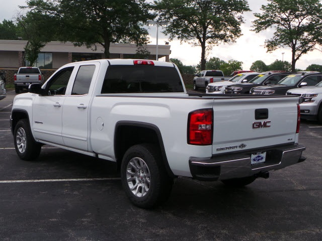 2018 Sierra 1500 Extended Cab 4x4,  Pickup #88157 - photo 4