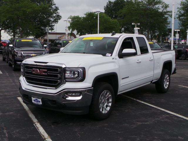2018 Sierra 1500 Extended Cab 4x4,  Pickup #88157 - photo 5