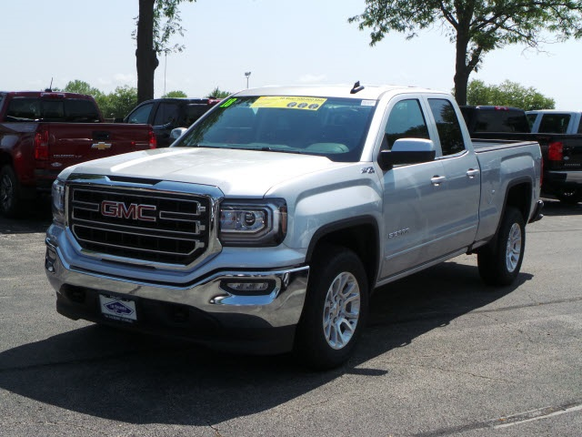 2018 Sierra 1500 Extended Cab 4x4,  Pickup #88160 - photo 1