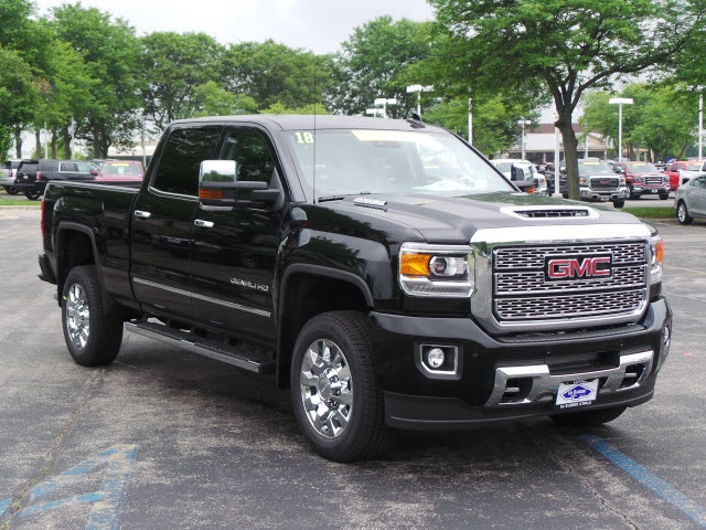 2018 Sierra 2500 Crew Cab 4x4,  Pickup #88164 - photo 4