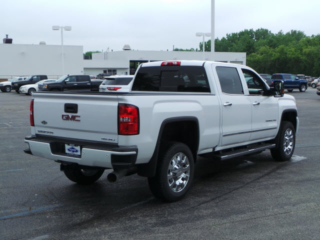 2018 Sierra 2500 Crew Cab 4x4,  Pickup #88165 - photo 2