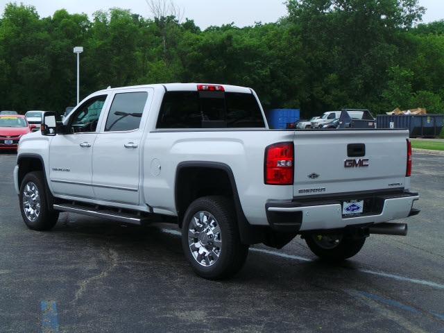 2018 Sierra 2500 Crew Cab 4x4,  Pickup #88165 - photo 5