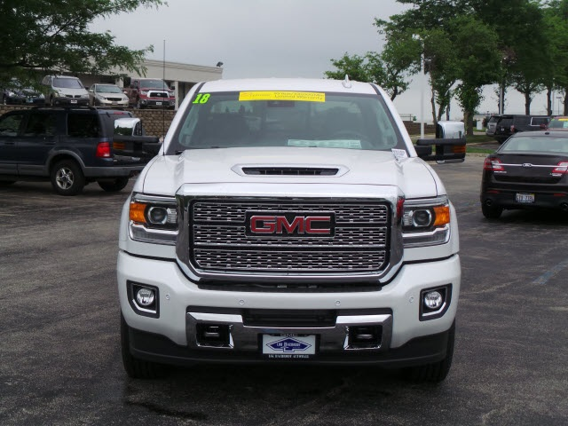 2018 Sierra 2500 Crew Cab 4x4,  Pickup #88165 - photo 7