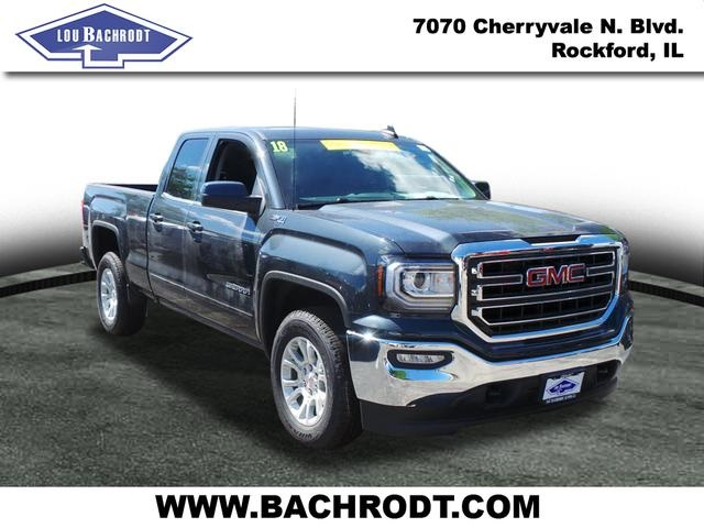 2018 Sierra 1500 Extended Cab 4x4,  Pickup #88166 - photo 1