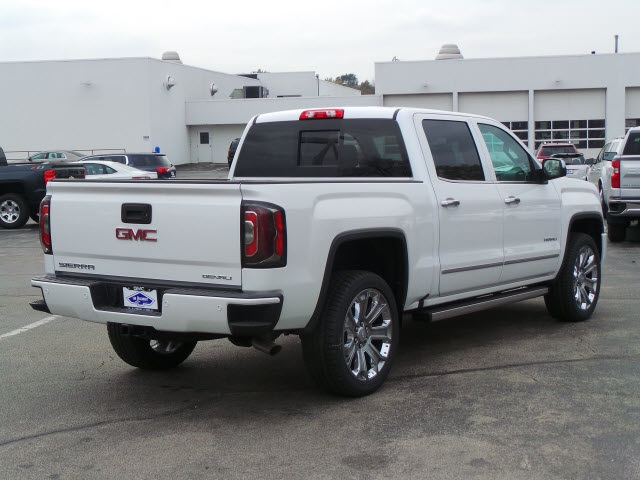 2018 Sierra 1500 Crew Cab 4x4,  Pickup #88192 - photo 4
