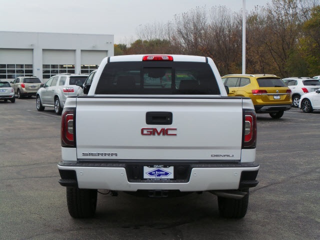 2018 Sierra 1500 Crew Cab 4x4,  Pickup #88192 - photo 5