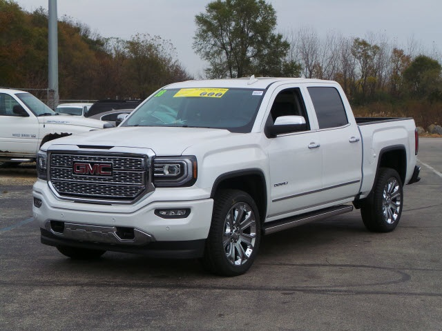 2018 Sierra 1500 Crew Cab 4x4,  Pickup #88192 - photo 1