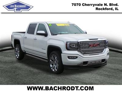 2018 Sierra 1500 Crew Cab 4x4,  Pickup #88192 - photo 3
