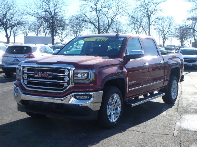 2018 Sierra 1500 Crew Cab 4x4,  Pickup #88195 - photo 5
