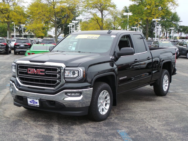 2019 Sierra 1500 Extended Cab 4x4,  Pickup #89038 - photo 5