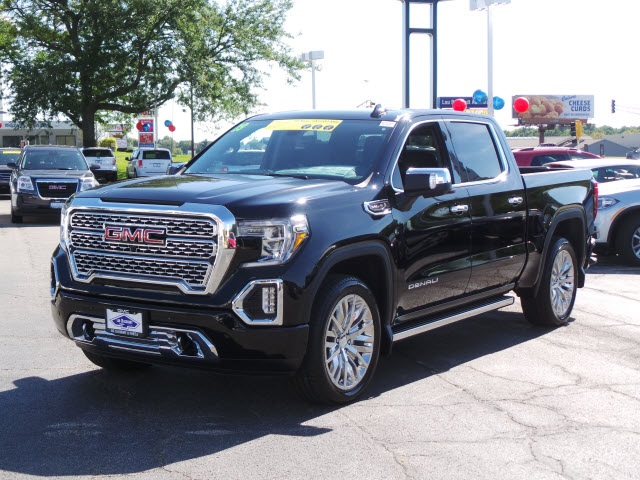2019 Sierra 1500 Crew Cab 4x4,  Pickup #89045 - photo 5