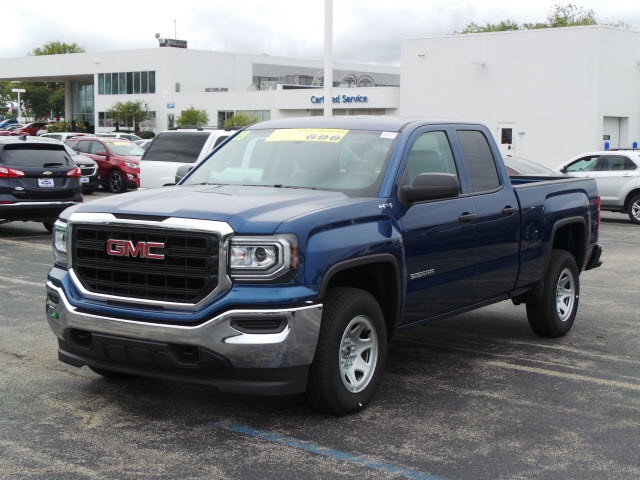 2019 Sierra 1500 Extended Cab 4x4,  Pickup #89046 - photo 5