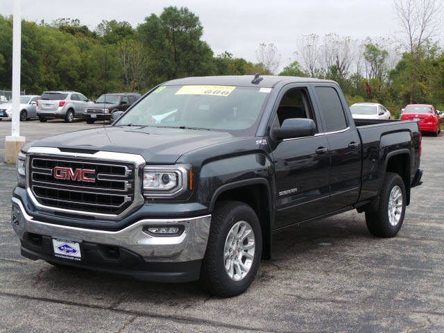 2019 Sierra 1500 Extended Cab 4x4,  Pickup #89047 - photo 1