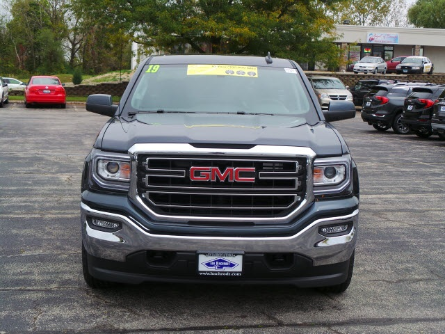 2019 Sierra 1500 Extended Cab 4x4,  Pickup #89047 - photo 6