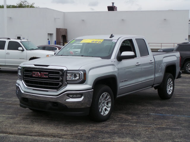 2019 Sierra 1500 Extended Cab 4x4,  Pickup #89048 - photo 5