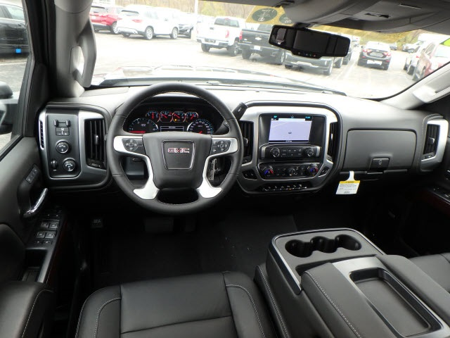 2019 Sierra 2500 Crew Cab 4x4,  Pickup #89056 - photo 11