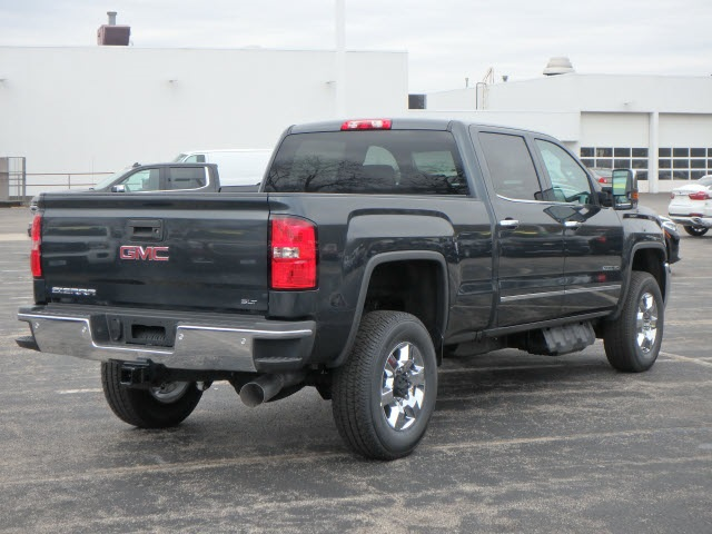 2019 Sierra 2500 Crew Cab 4x4,  Pickup #89056 - photo 2