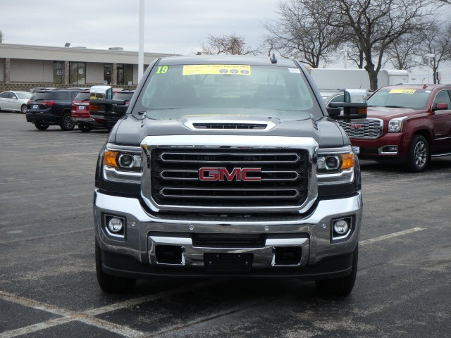 2019 Sierra 2500 Crew Cab 4x4,  Pickup #89056 - photo 6