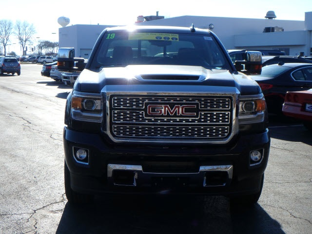 2019 Sierra 2500 Crew Cab 4x4,  Pickup #89061 - photo 6