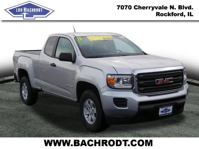 2019 Canyon Extended Cab 4x2,  Pickup #89068 - photo 1