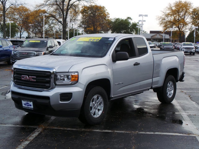 2019 Canyon Extended Cab 4x2,  Pickup #89068 - photo 5